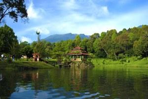 Outbound di Mandalawangi Cibodas dan Kebun Raya Cibodas