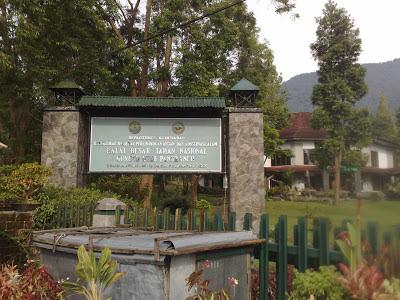 Taman Nasional gunung gede - pangrango
