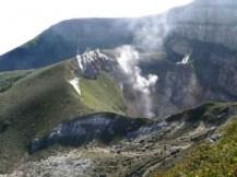 Kawah Puncak Gunung Gede