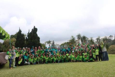Outbound anak cibodas