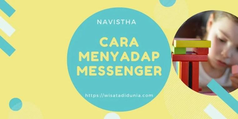 Cara menyadap Messenger tanpa meminjam HP korban