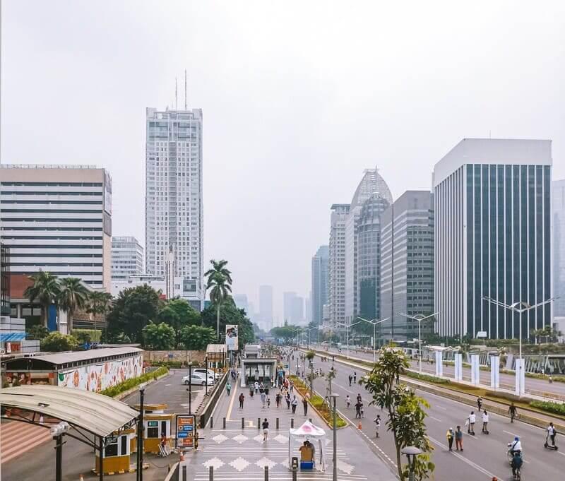 Travel Jakarta Cimahi