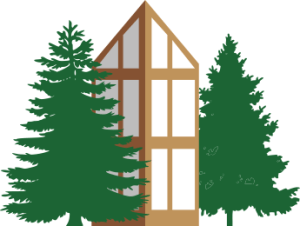 Logo for Wiscasset Woods Lodge