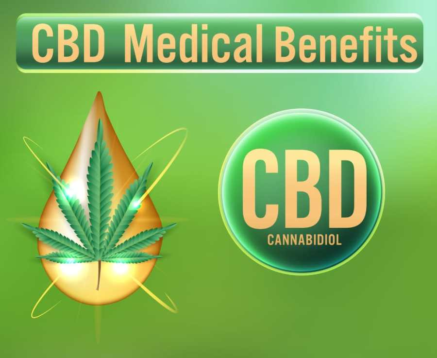 what is cbd good for in terms of medical benefits