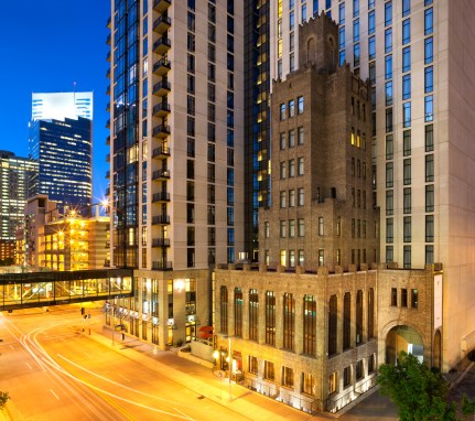 HOTEL IVY, A LUXURY COLLECTION HOTEL <br>Minneapolis, MN