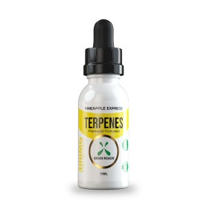 Green Roads CBD Oil Infused With Terpenes - Pineapple Express