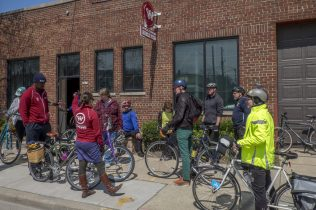 Teaching Safe Bicycling - Stevens Point