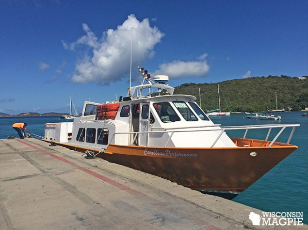 Charlotte Amalie to Cruz Bay
