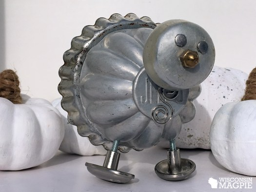 metal turkey
