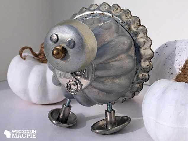 turkey robot