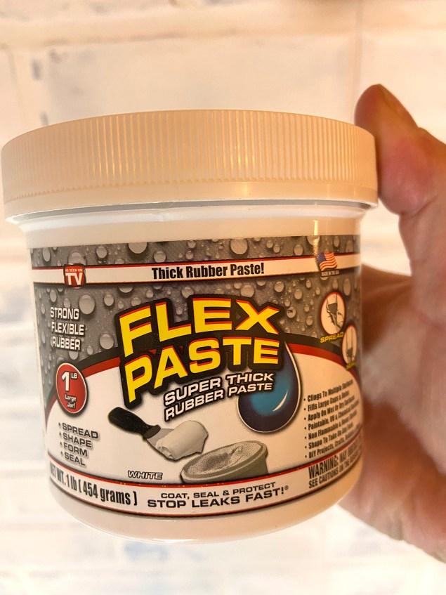 Flex Paste, super thick rubber paste