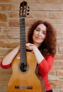 Colonnade Cafe Concerts at the Wilson Center: Irina Yanovskaya @ Sharon Lynne Wilson Center for the Arts Outdoor Colonnade