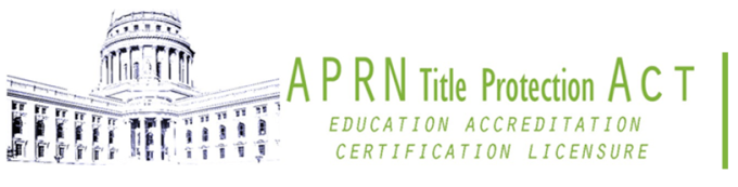 APRN Title Protection Logo