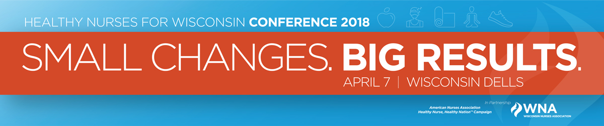 Healthy Nurses for Wisconsin Conference 2018