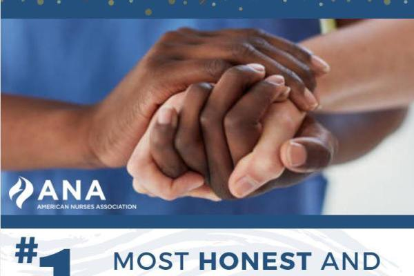 Nurses Most Honest and Ethical Profession 16th Year in a Row