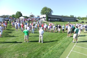 Opening session at Field Day 2012
