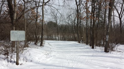 Elver Park Cross Country Skiing
