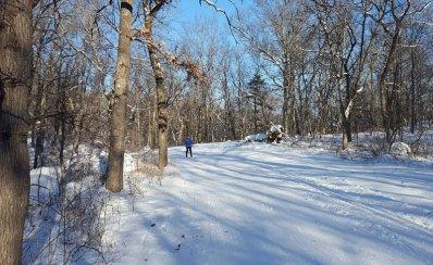 Standing Rocks Ski Trail
