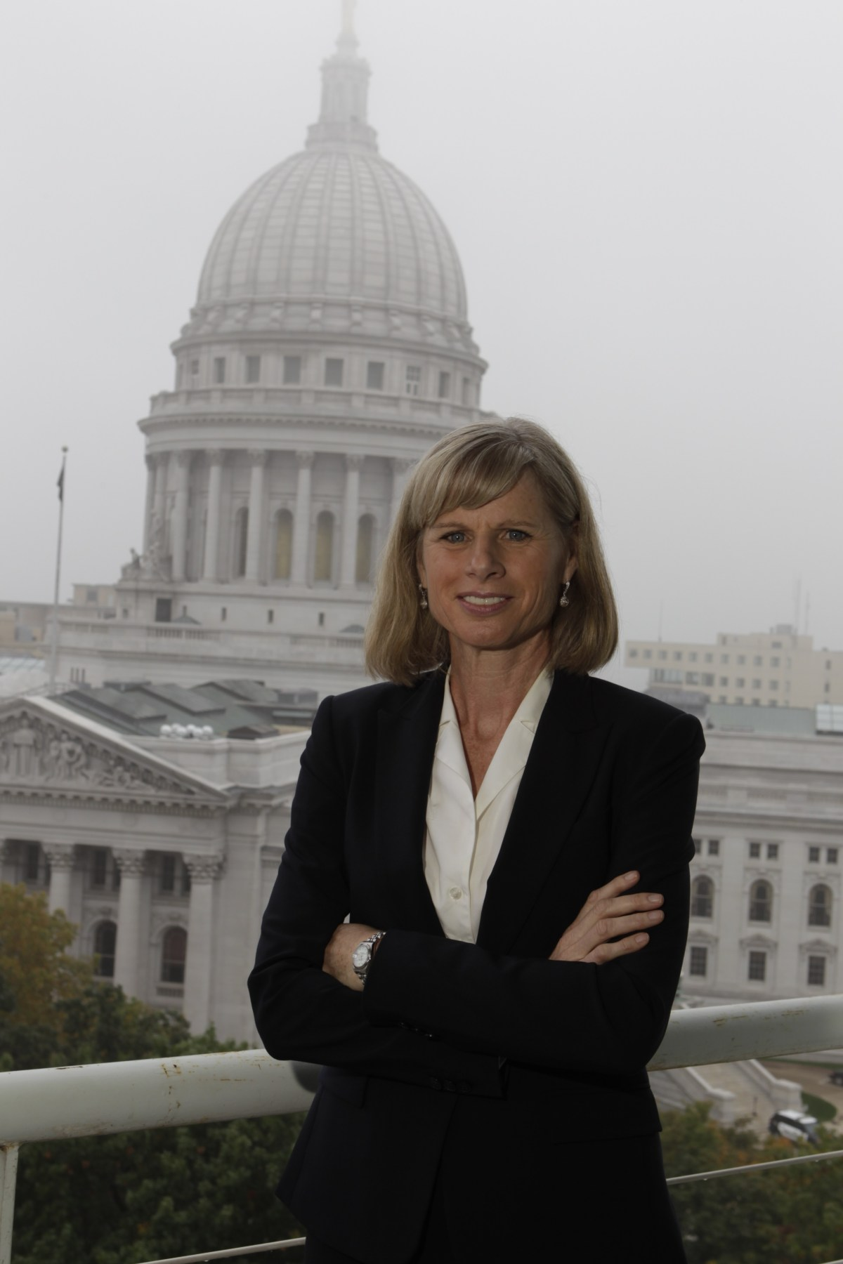 """Mary Burke: """"I am trying to raise enough money to get my message out."""""""