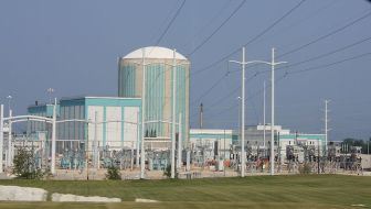 The Kewaunee Power Station, 2009