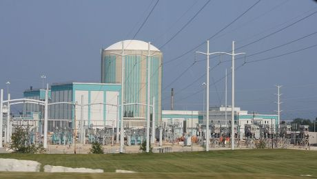 The Kewaunee Power Station, 2009.