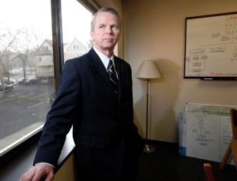 """Paul Jadin, former chief executive officer of the Wisconsin Economic Development Corp., says he recalls then-Administration Secretary Mike Huebsch """"bragged"""" that he never used email. Gov. Scott Walker's administration is under fire for withholding records deemed """"transitory,"""" some involving visitors to the Executive Residence and others involving a failed $500,000 taxpayer-funded loan from WEDC to a major Walker campaign donor."""