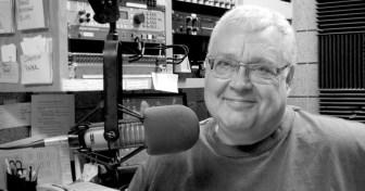 WPR Reporter Mike Simonson in 2012.
