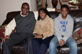 Mensah and Natasha Lassey, parents of Madison Memorial High School junior Odoi Lassey, say they have advocated for their two sons in situations where they felt counselors and teachers were pushing them out of more rigorous courses.