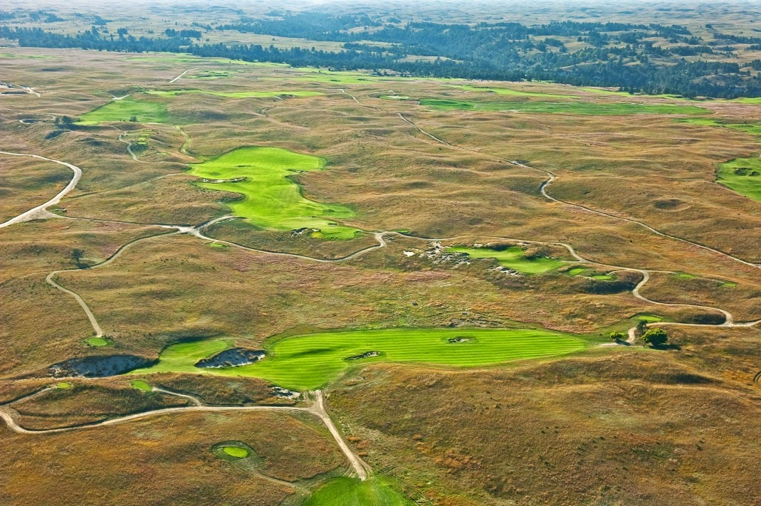 Golf Course Review The Prairie Club Dunes Course NE