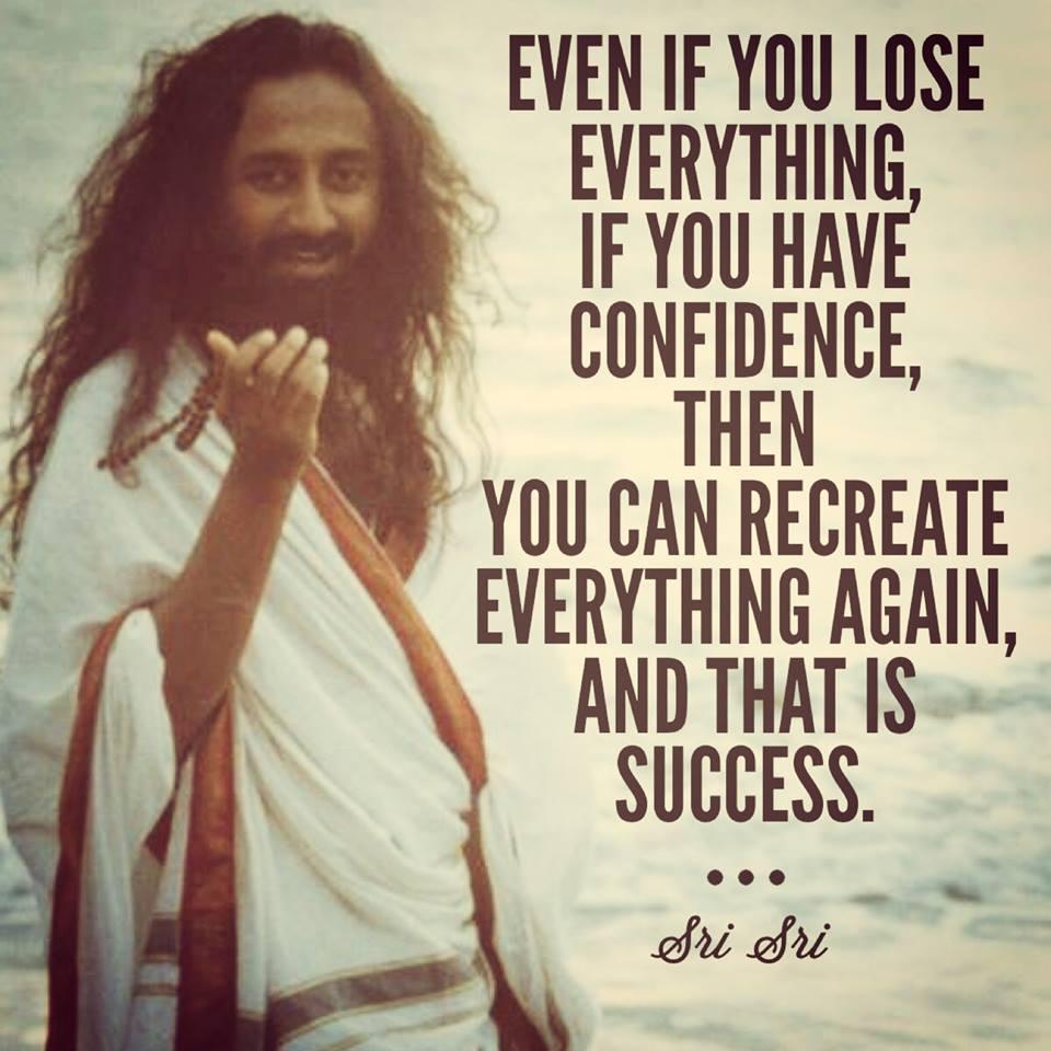 Beautiful Quotes By Sri Sri Ravi Shankar On A Postcard Wisdom By