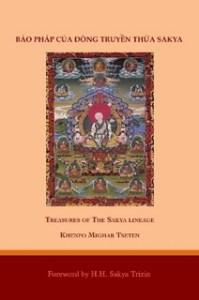 Bảo Pháp của Dòng Truyền Thừa Sakya