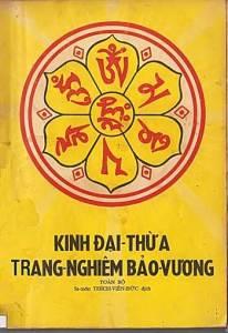 Kinh Đại Thừa Trang Nghiêm Bảo Vương