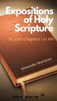 Expositions of Holy Scripture: St. John Chapters I to XIV