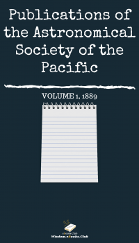 Publications of the Astronomical Society of the Pacific