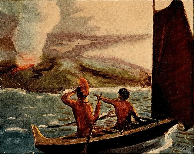 digital history of Hawaii   origins