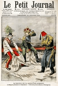 crisis of the Ottoman Empire