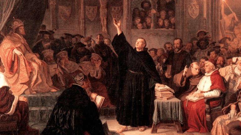 the Reformation in central Europe