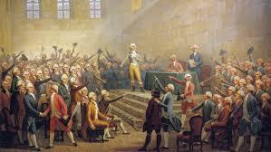 French Revolution: domestic phase