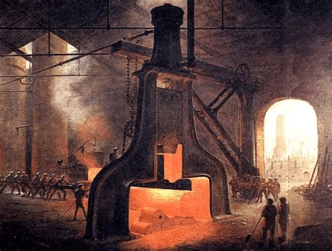 Second Industrial Revolution | industries
