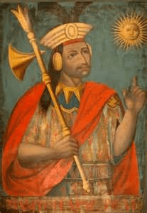 digital history of the early Americas | Inca | power
