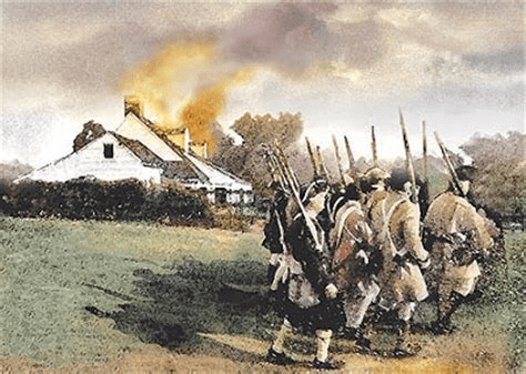 digital history of the early United States | 1782 - 1800