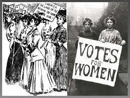 digital history of the modern United States | women