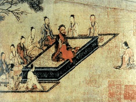 philosophy in the Han dynasty