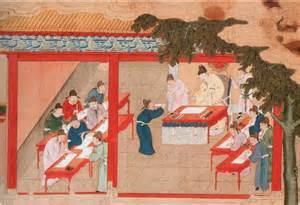 scholarship in the Han dynasty