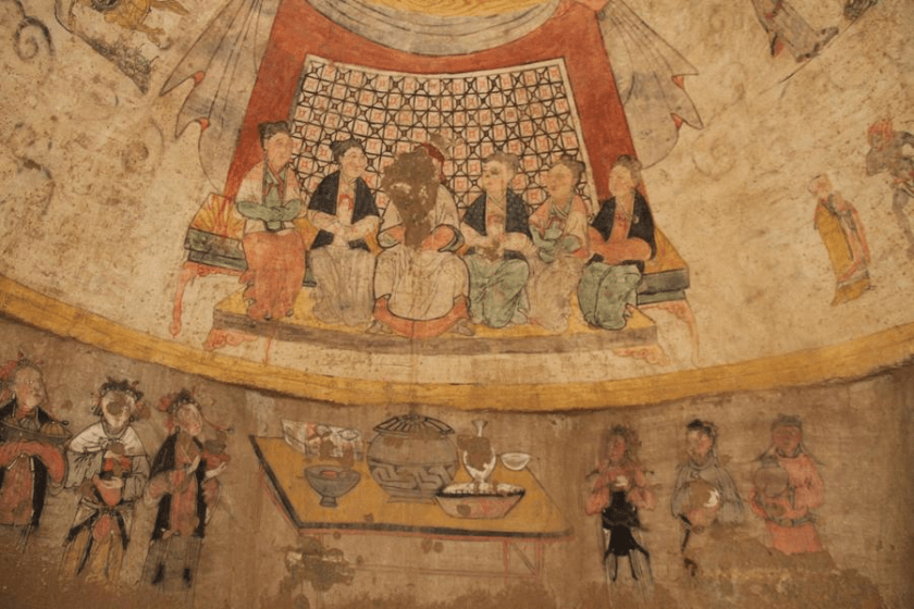 digital history of China | culture in the Yuan dynasty