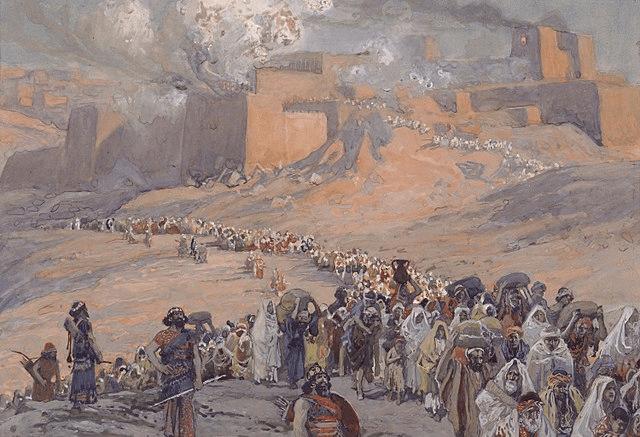 digital history of the Near East | Babylonia Captivity