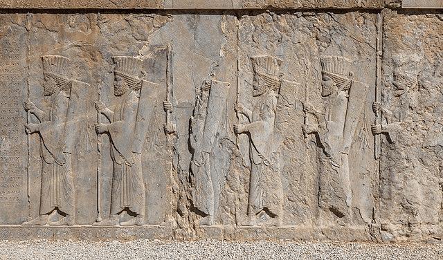 digital history of Persia | progression of power