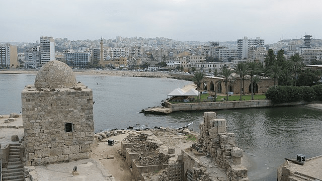 digital history of the Middle East | Lebanon