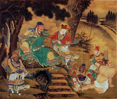 magic in the Shang dynasty