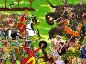 digital history of ancient India | power in the Mughal Empire